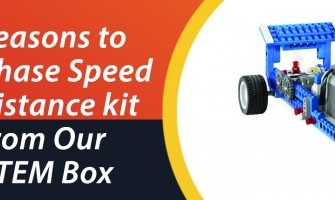 5 reasons to purchase Speed & Distance kit from Our STEM Box
