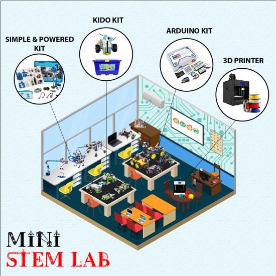 Miniature STEM Lab