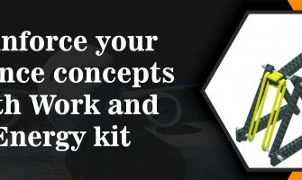 Reinforce your science concepts with Work and Energy kit