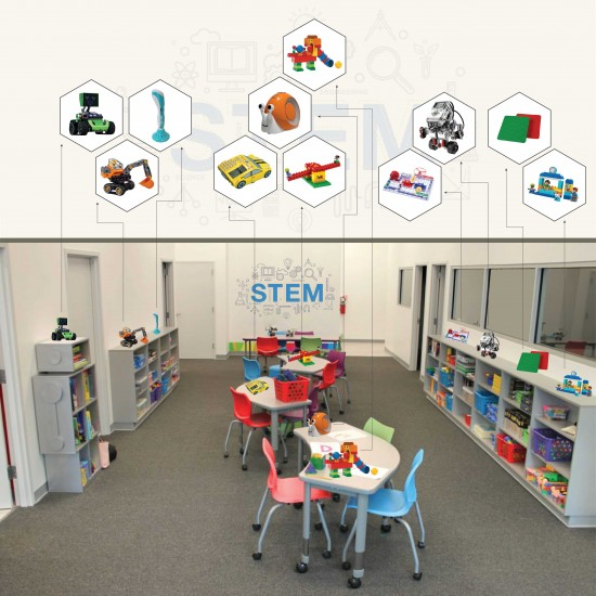 STEM K-12 lab