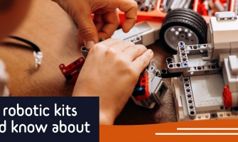 Types of robotic kits you should know about