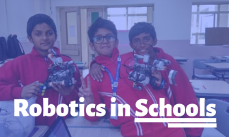 Why introducing robots in Indian schools is a good initiative